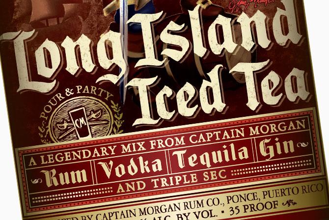 Premixed Long Island Iced Tea Recipe